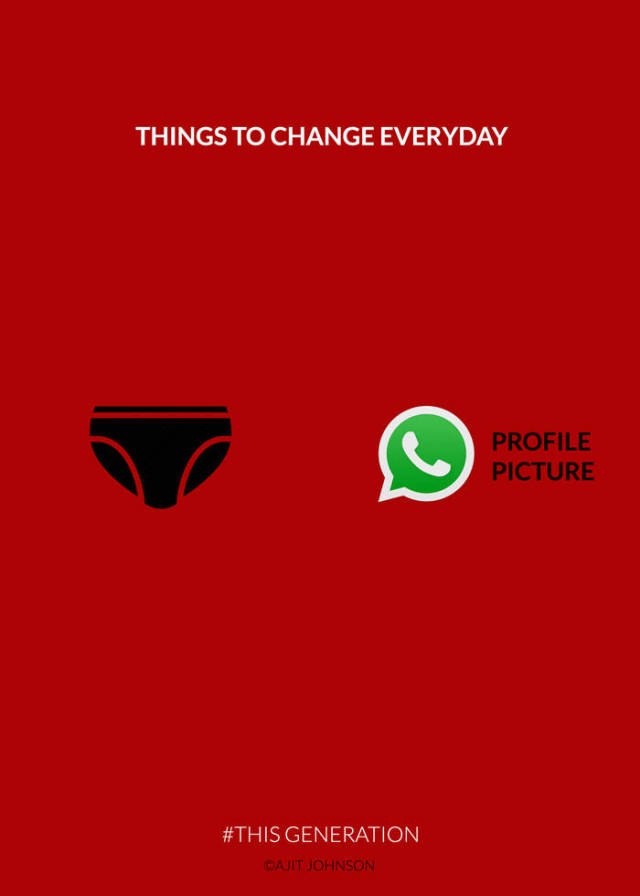 Posters That Show the Frightening Reality of Modern Life