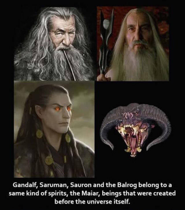 """Some Interesting """"Lord of the Rings"""" Trivia"""