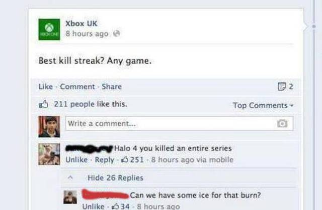 Biting Comebacks That Take Burns to the Next Level