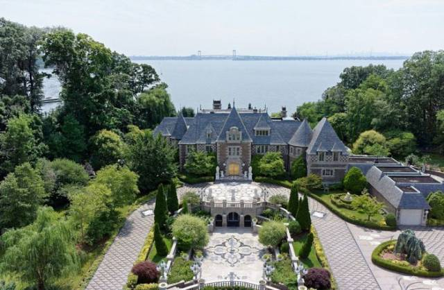 This Great Gatsby Inspired NYC Mansion Could be Yours for $100 Million