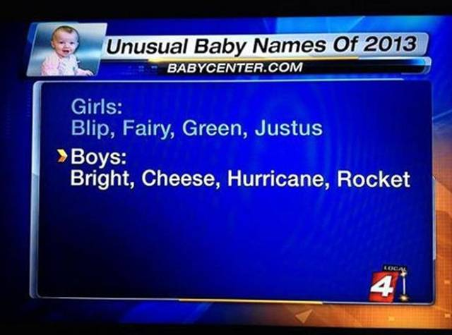 Kids Who Will Forever Hate Their Parents for Picking Their Names