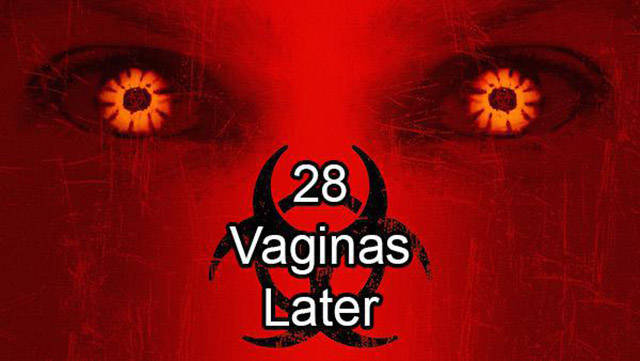 Movie Titles Where the World Vagina Plays a Starring Role