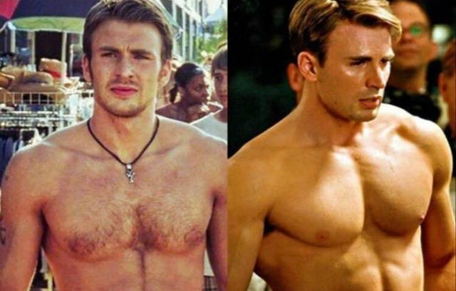 Actors Who Star in Marvel Films Seriously Shape Up to Play Superheroes