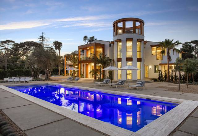 "Top of the Range ""Smart Home"" for Sale by the Former Head of Apple"