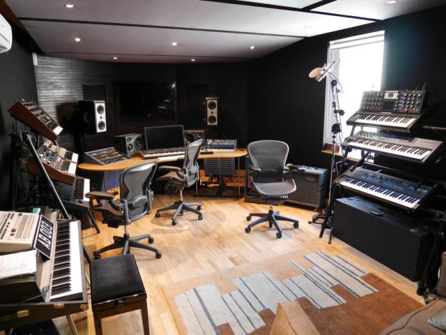 Where Musicians Make the Magic Happen