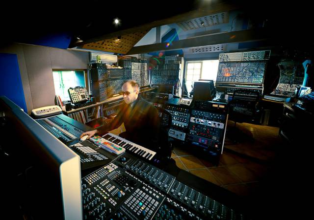 Where Musicians Make the Magic Happen