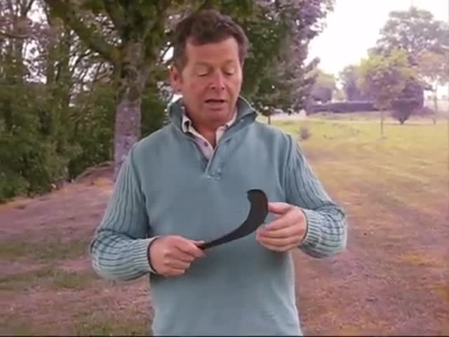 A Useful Guide for Throwing a Boomerang Correctly