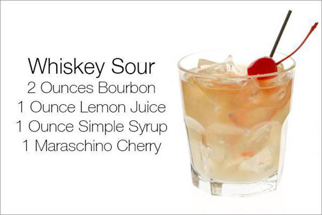 Awesome Alcoholic Drinks That Have Whiskey as the Main Ingredient