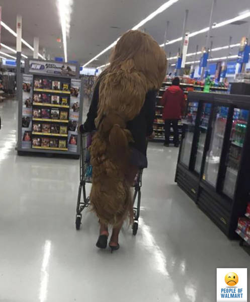You Can Always Trust Walmart to Bring Out the Classier Side of People