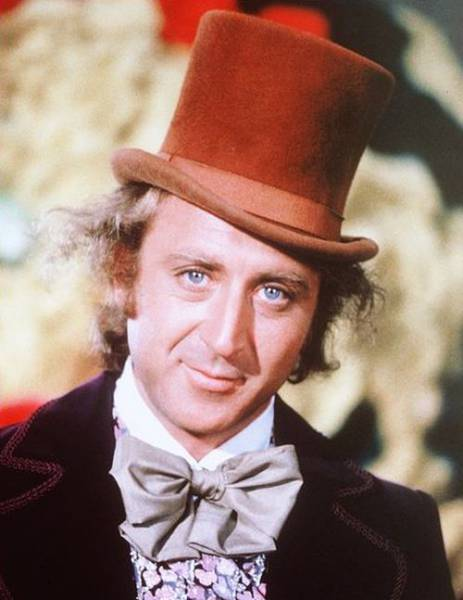 Gene Wilder Is Almost Unrecognisable as the Man We Came to Love as Willy Wonka