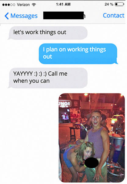 This Cheating Girlfriend Just Wanted Her Ex Back and His Drunken Response Is Classic