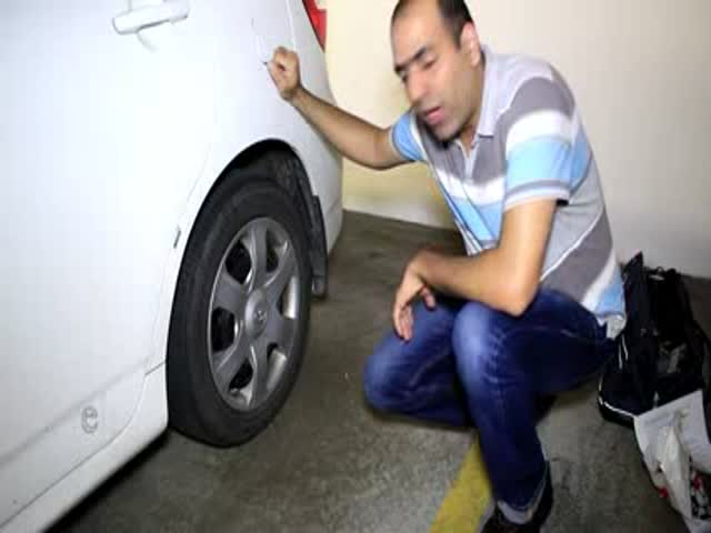 An Easy Hack for Repairing Your Own Flat Car Tyre