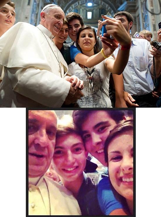 Pope Francis Is the Epitome of a True Saint