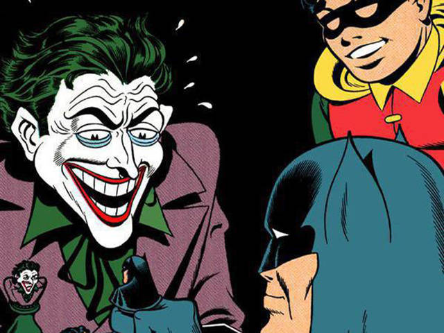 "The Different Face of the ""Joker"" Over the Past 75 Years"