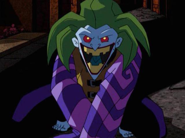Joker Zeichentrick