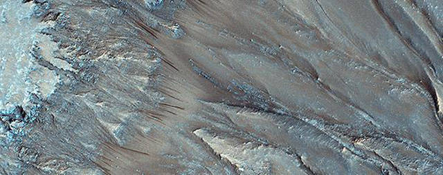 NASA Reveals That There Is Water on Mars