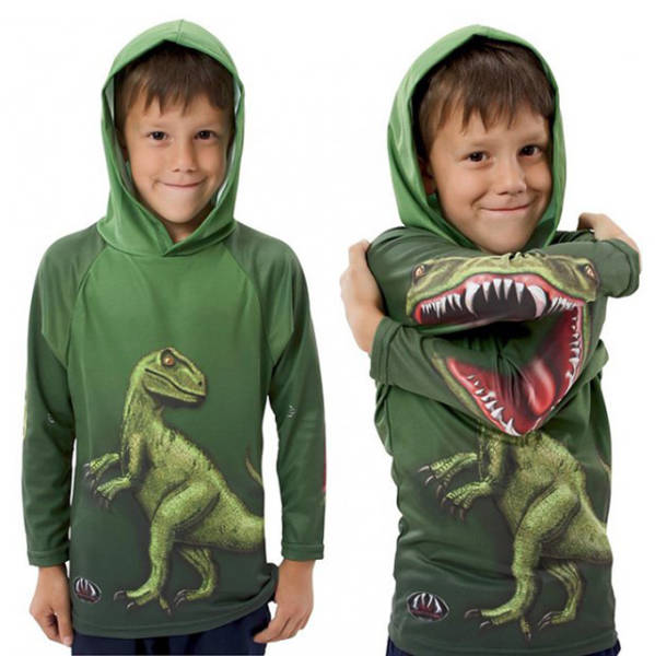 These Funky Hoodies are a Great Way to Keep Warm This Fall