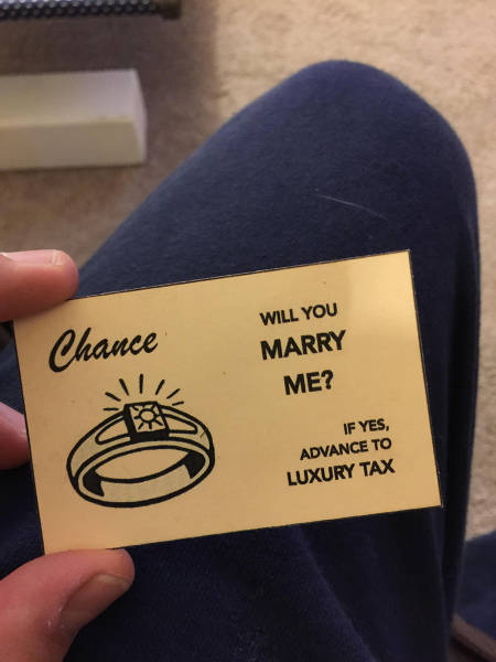 This the Most Epic and Thoughtful Proposal of All Time