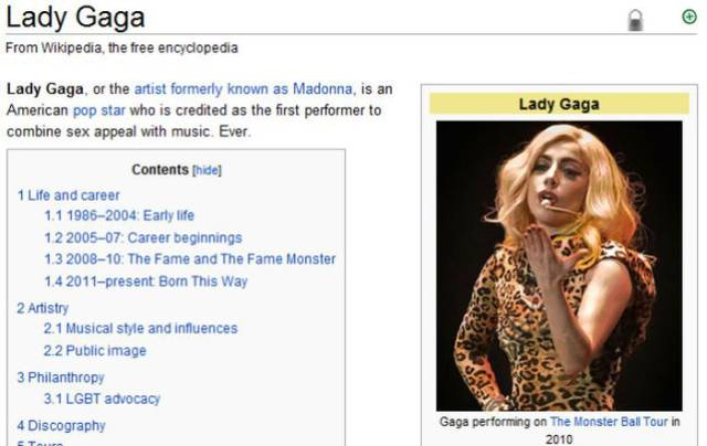 Times When Wikipedia Absolutely Nailed Celebrity Descriptions