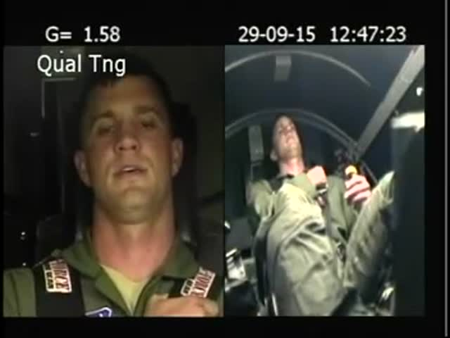 An Inside Look at Real Life 9G Centrifuge Training