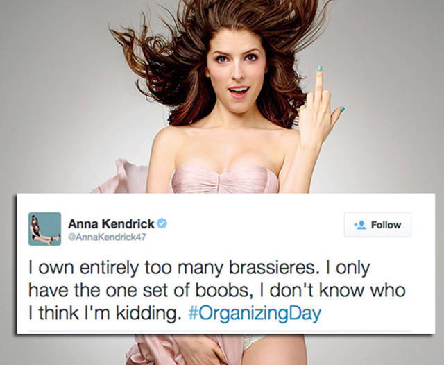 Anna Kendrick Has the Best Twitter Account of Any Celeb