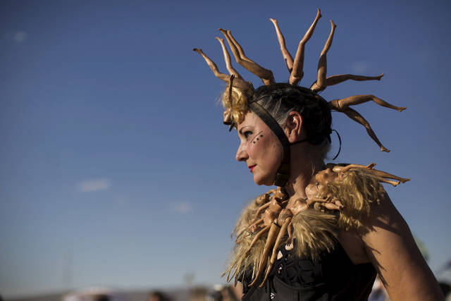 Wasteland Weekend Festival 2015 Brings a Post-Apocalyptic World to Life