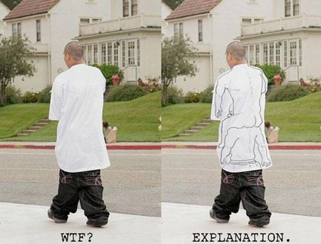 Sagging Pants are One of the Worst Fashion Choices Anyone Has Ever Made