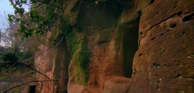 This Man Lives in an 800 Year Old Cave but Wait Until You See It