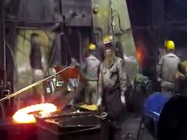 10 Ton Forging Hammer