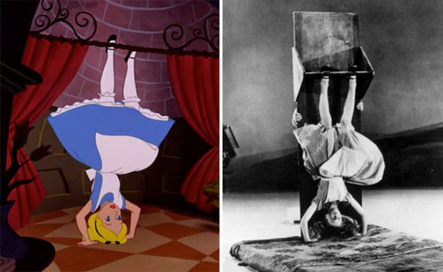 "The Real Girl Behind Disney's ""Alice in Wonderland"""