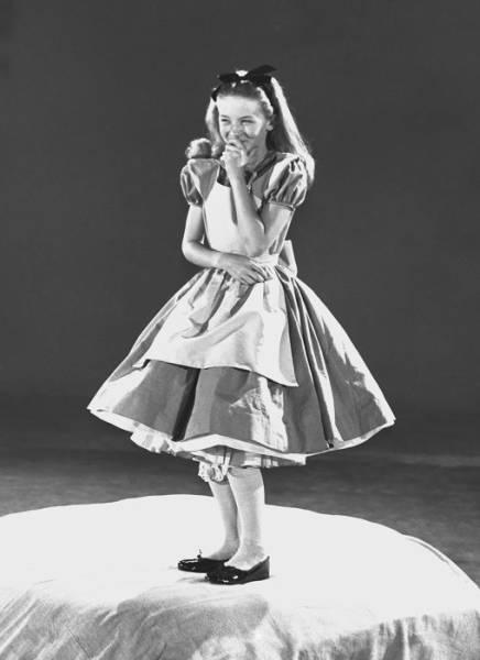 "The Real Girl Behind Disney's ""Alice in Wonderland"""
