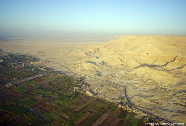 Spectacular Aerial Photos of Egypt