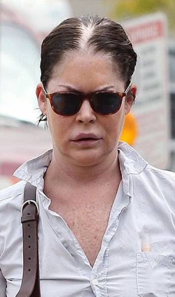 Lara Flynn Boyle Looks Nothing Like Her Former Self