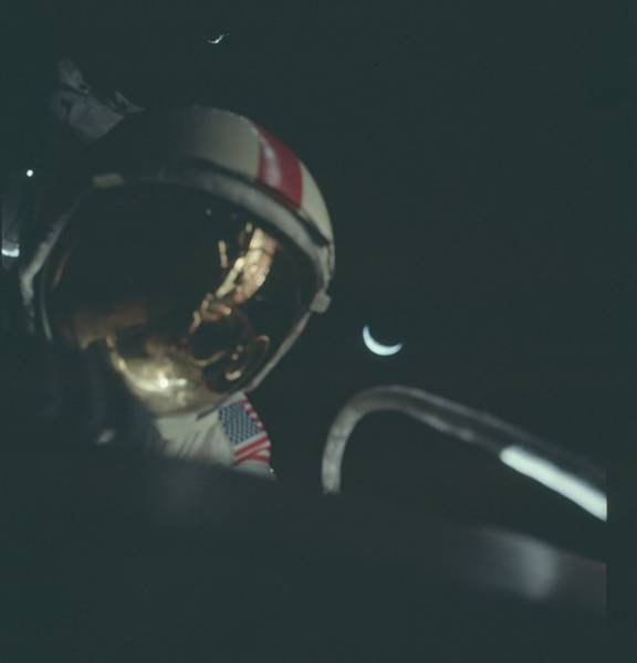 These Amazing Photos from the Apollo Missions Show Us a Very Unique Look at Space