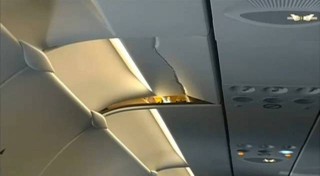 This Is One Flight Where a Seatbelt Is Advisable