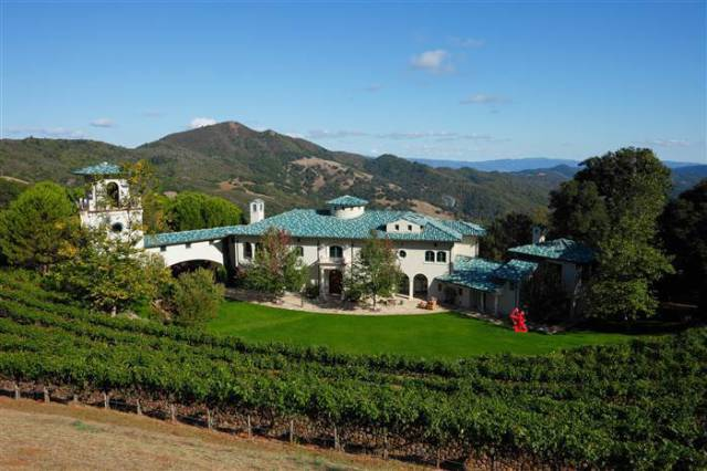 Robin Williams's Stunning Vineyard Property Is Now Selling to the Highest Bidder