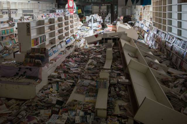 Inside the Eerie Ghost Towns Created by the Fukushima Nuclear Disaster