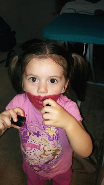 Miraculous Kids Are Really Just Little Crazy People 70 Pics Izismile Com Short Hairstyles For Black Women Fulllsitofus