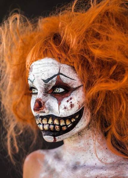 Realistic Halloween Makeup That Is Totally Terrifying (19 ...