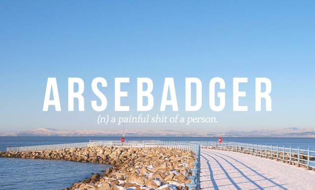 Cool British Words That Will Make You Sound Like You Are Swearing