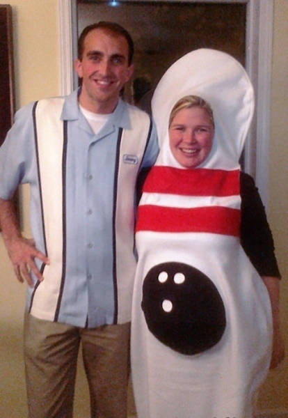 Halloween Pregnancy Costumes That Are a Little too Weird for Words