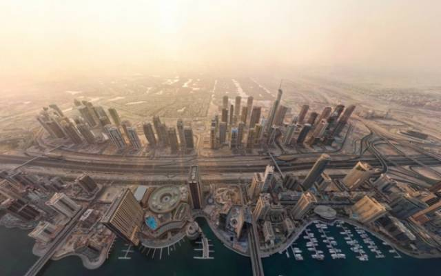 The Remarkable Changes That Have Occurred in Dubai over the Past 60 Years