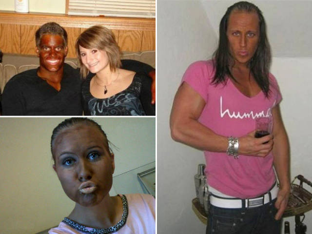 People Who Took Fake Tans a Little Overboard