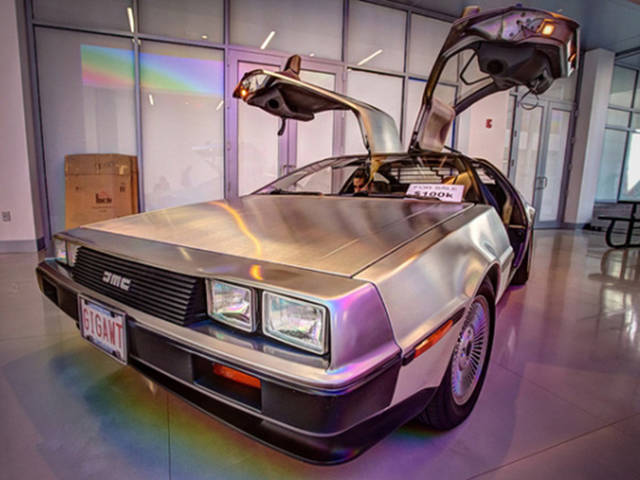 Some Truly Fascinating Tidbits about the Delorean That You Wouldn't Necessarily Know