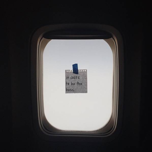 This Friendly Flight Attendant Does Something Special for Her Passengers