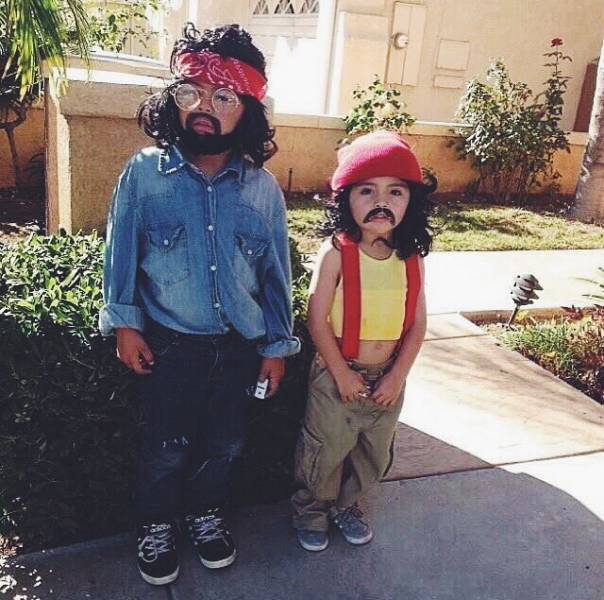 Interesting and Inventive Halloween Costumes That Take Cool Up a Level