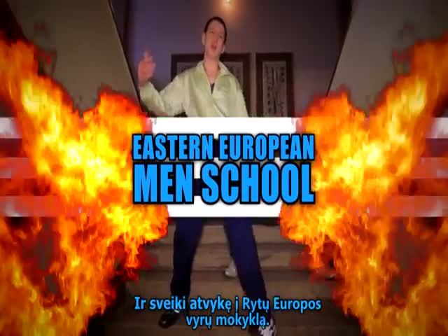 A Quick Guide to Becoming the Perfect Eastern European Man