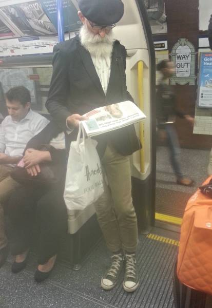Hipsters Who Have Taken the Craze One Step too Far