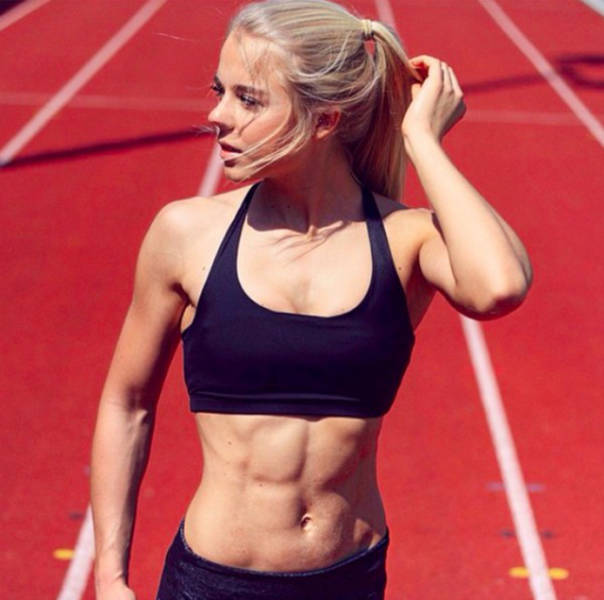 This Cute German Sprinter Is the Next Hottest Thing on Instagram