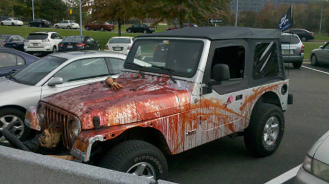 Disturbing Halloween Pranks That Are Pretty Damn Good